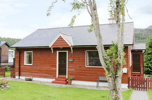 Last Minute Cottages - Delightful Muir Of Ord Cottage S113664