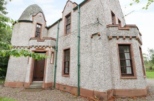 Big Cottages - Adorable Bridgend Of Lintrathen Cottage S114276