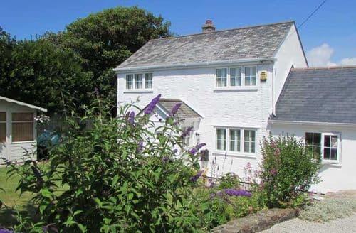 Last Minute Cottages - Lovely Cubert Cottage S98557