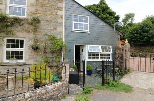 Last Minute Cottages - Beautiful Probus Cottage S113541