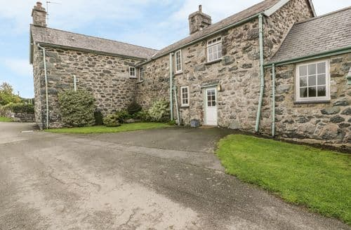Big Cottages - Exquisite Coed Ystumgwern Cottage S121346