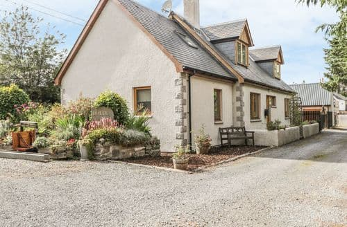 Big Cottages - Splendid Grantown On Spey Cottage S121628