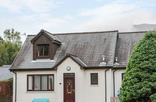 Big Cottages - Excellent Ballachulish Cottage S122328