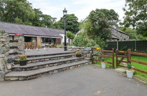 Big Cottages - Wonderful Llanbedr Cottage S121884