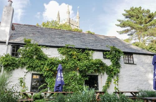 Last Minute Cottages - Exquisite Lanlivery, Cornwall Cottage S121893