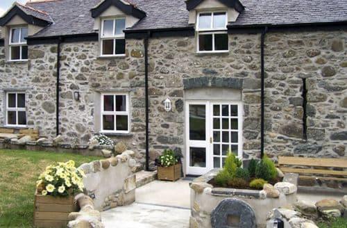 Big Cottages - Luxury Conwy Rhiannon S4674