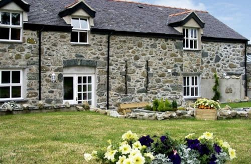 Big Cottages - Excellent Conwy Llewelyn S4678