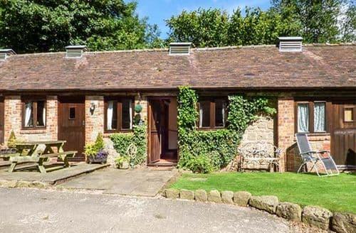 Last Minute Cottages - Luxury Church Stretton Retreat S2032