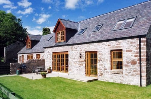 Big Cottages - Cosy Forfar Cottage S4694