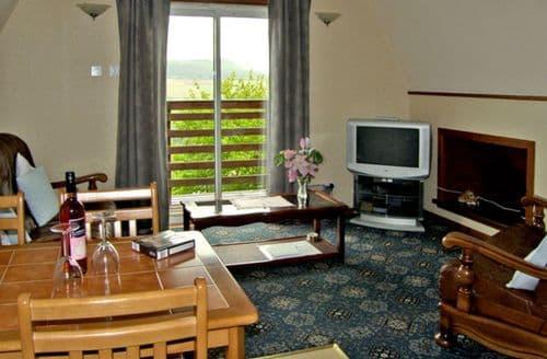 Last Minute Cottages - Stunning Strathpeffer Chalet S4844