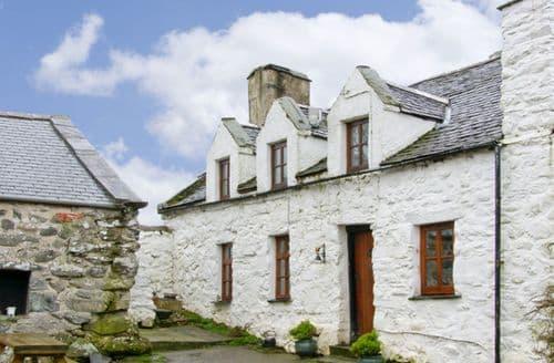 Big Cottages - Adorable Llanbedr Cottage S4974