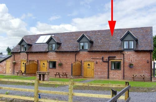 Last Minute Cottages - Stunning Church Stretton Barn S2215