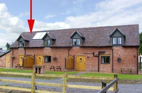 Last Minute Cottages - Captivating Church Stretton Nest S2210