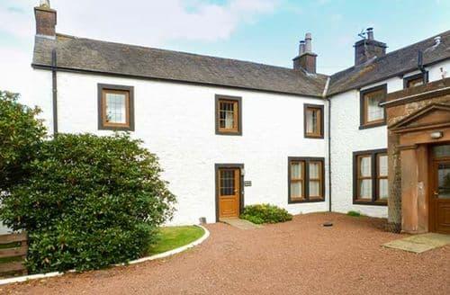 Last Minute Cottages - Charming Lockerbie Cottage S5154