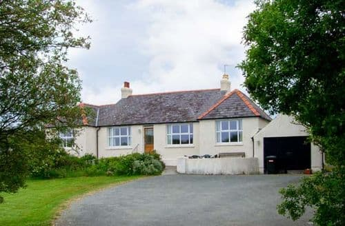 Big Cottages - Gorgeous Ty Croes Rental S5544
