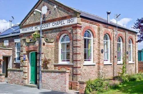 Last Minute Cottages - Wonderful Hull Chapel S3595