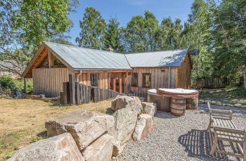 Big Cottages - Quaint Kingussie Cottage S5715