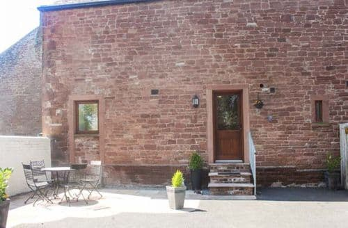 Last Minute Cottages - Stunning Wigton Bothy S4005