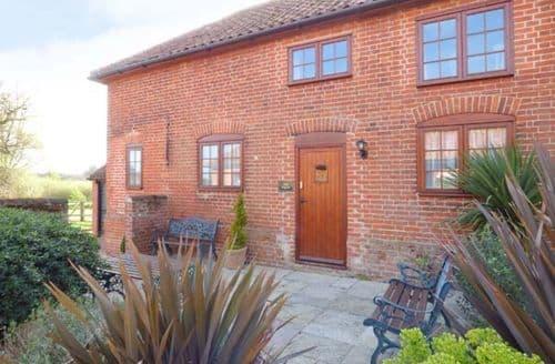 Big Cottages - Attractive Woodbridge Cottage S2950