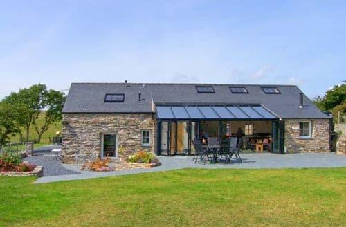 Big Cottages - Splendid Porthmadog Barn S6221