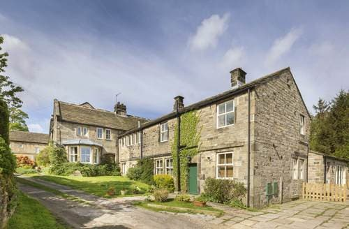 Big Cottages - Exquisite Holmfirth Cottage S3142