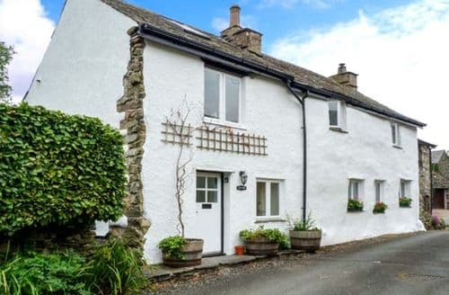 Last Minute Cottages - Gorgeous Ulverston Rental S4453
