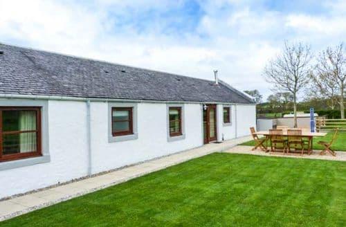 Big Cottages - Luxury Mauchline Cottage S37157