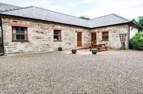 Big Cottages - Gorgeous Llanboidy Cottage S37721