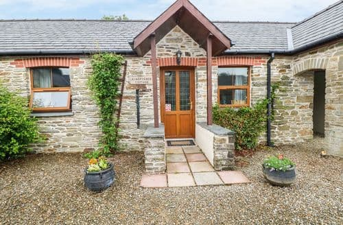 Big Cottages - Attractive Llanboidy Cottage S37720