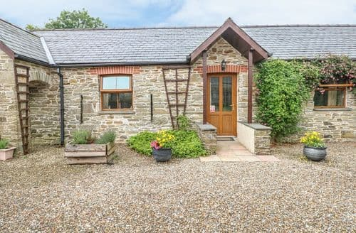 Big Cottages - Splendid Llanboidy Cottage S37723