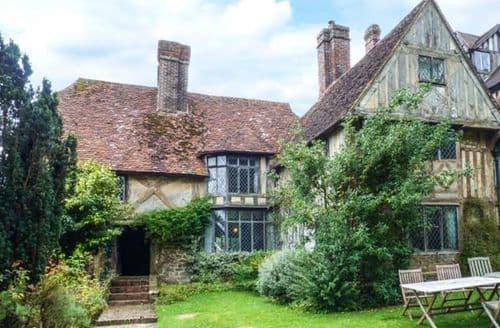 Big Cottages - Stunning Chiddingstone Cottage S41037