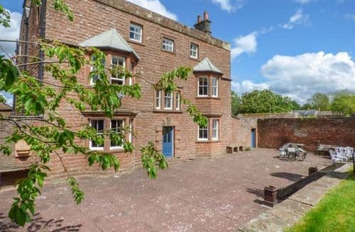 Big Cottages - Splendid Edenhall Cottage S44199