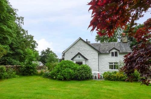 Big Cottages - Stunning Penmaenpool Cottage S50465