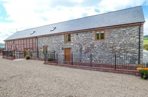 Last Minute Cottages - Inviting Llanyblodwel Cottage S60856