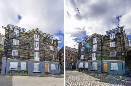 Big Cottages - Quaint Porthmadog Apartment S74026