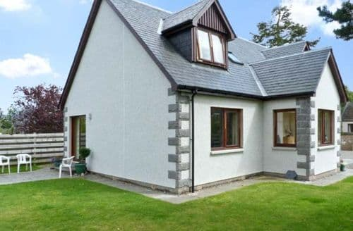 Last Minute Cottages - Stunning Grantown On Spey Cottage S5056