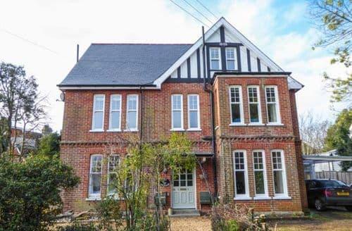 Big Cottages - Splendid Bembridge Apartment S77754