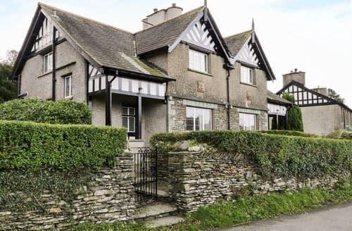 Last Minute Cottages - Quaint Far Sawrey Cottage S87091