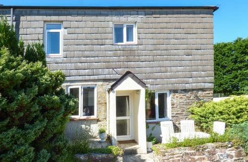 Last Minute Cottages - Exquisite Cornwall Cottage S80623