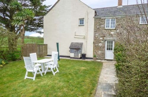 Last Minute Cottages - Tasteful Cornwall Cottage S80622