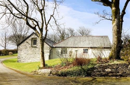 Last Minute Cottages - Captivating Davidstow Lodge S82823