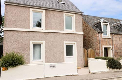 Big Cottages - Inviting Inverness Cottage S84203