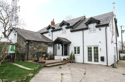 Last Minute Cottages - Glan Y Gors Retreat