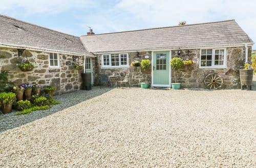 Last Minute Cottages - Tasteful Cornwall Cottage S98656