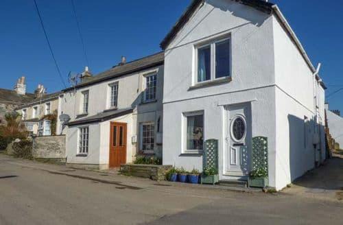 Last Minute Cottages - Attractive Delabole Cottage S46046