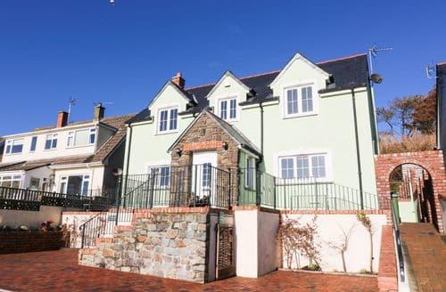 Big Cottages - Luxury Solva Cottage S92870