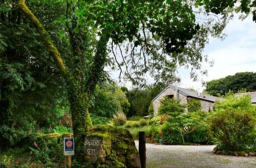 Last Minute Cottages - Cosy Cornwall Cottage S104455