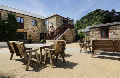 Last Minute Cottages - Attractive Cornwall Cottage S105179
