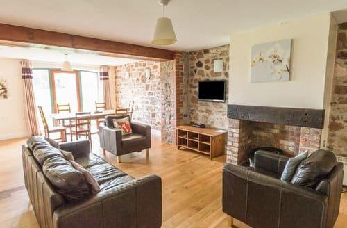 Big Cottages - Lovely St Ishmael's Cottage S122287