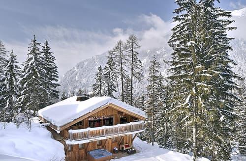 Last Minute Cottages - Charming Chamonix Cottage S114735